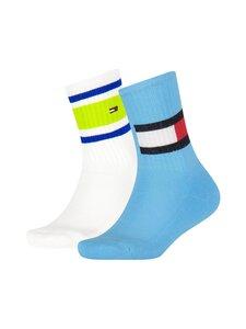 Tommy Hilfiger - Flag-sukat 2-pack - 100 BLUE COMBO | Stockmann