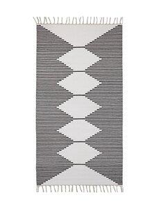Casa Stockmann - Formula-puuvillamatto 90 x 160 cm - WHITEBLACK | Stockmann