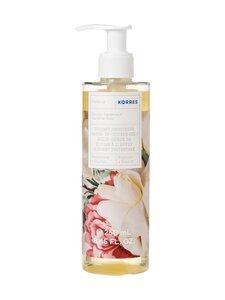 Korres - Grecian Gardenia Serum-In-Shower Oil -vartaloöljyseerumi 250 ml   Stockmann