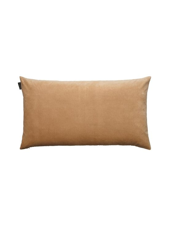 Linum - Paolo-tyynynpäällinen 50 x 90 cm - CAMEL BROWN | Stockmann - photo 1