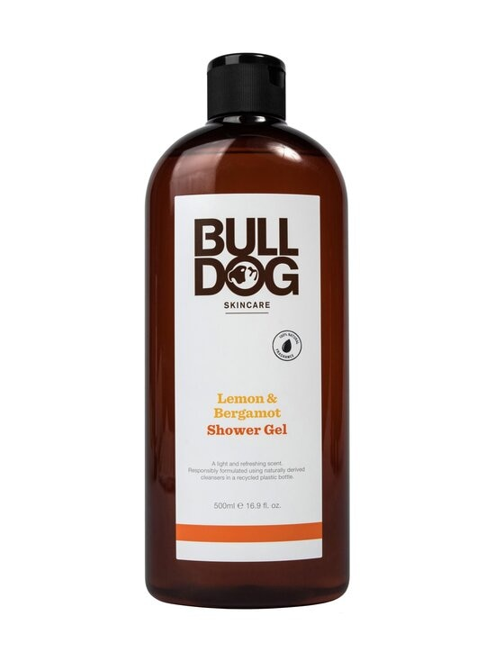 Bulldog Natural Skincare - Lemon & Bergamot Shower Gel -suihkugeeli 500 ml - NOCOL | Stockmann - photo 1