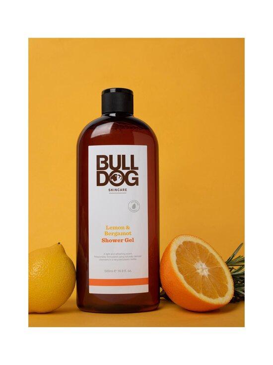 Bulldog Natural Skincare - Lemon & Bergamot Shower Gel -suihkugeeli 500 ml - NOCOL | Stockmann - photo 2