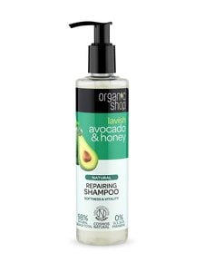 Organic Shop - Avocado & Honey -shampoo 280 ml | Stockmann