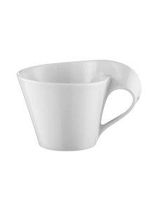 Villeroy & Boch - New Wave Caffè -cappuccinokuppi 0,25 l - VALKOINEN | Stockmann