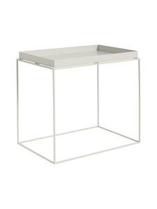 HAY - Tray-pöytä 40 x 60 x 50 cm - WARM GREY (HARMAA) | Stockmann
