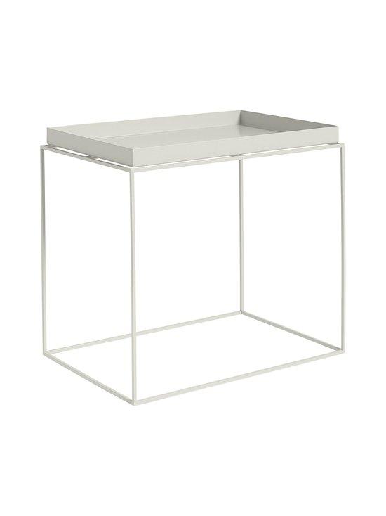 HAY - Tray-pöytä 40 x 60 x 50 cm - WARM GREY (HARMAA)   Stockmann - photo 1