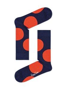 Happy Socks - Jumbo Dot -sukat - 6500-DARKBLUE | Stockmann
