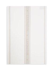 Lexington - Living Star -keittiöpyyhe 50 x 70 cm - WHITE/BEIGE | Stockmann