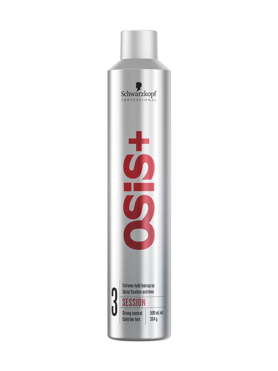 OSiS+ Session Extreme Hold Hairspray -hiuskiinne 500 ml · Schwarzkopf  Professional cc89a33b27