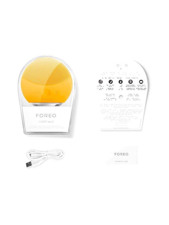Foreo - LUNA™ mini 2 -syväpuhdistava ihonpuhdistuslaite - SUNFLOWER YELLOW | Stockmann - photo 3