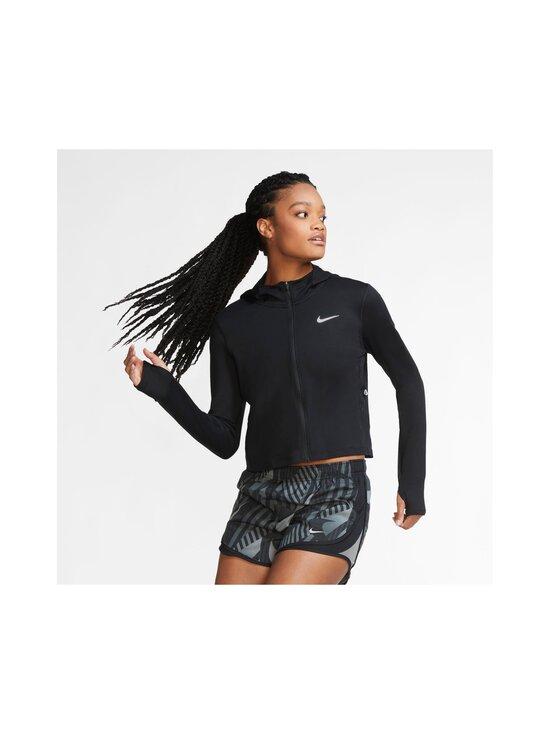 Nike - Element-huppari - 010 BLACK/REFLECTIVE SILV | Stockmann - photo 3