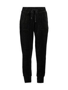 NOOM loungewear - Vivian velour-pyjamahousut - BLACK | Stockmann