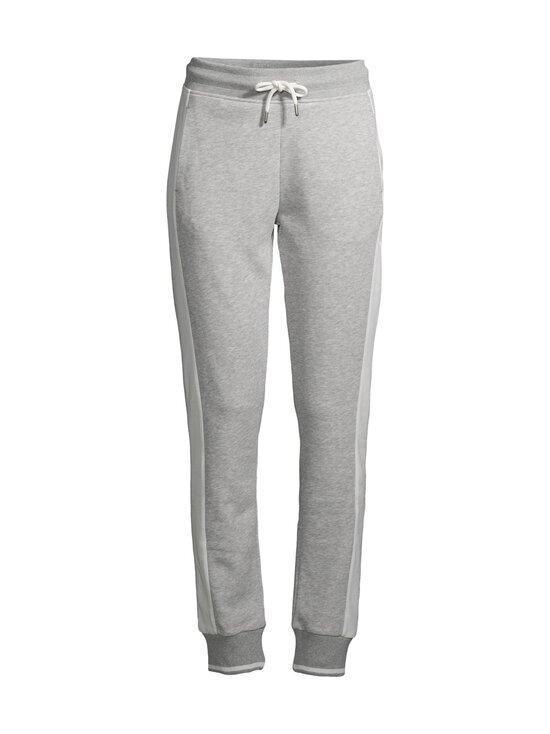 GANT - Sweat Pants -collegehousut - 94 LIGHT GREY MELANGE | Stockmann - photo 1