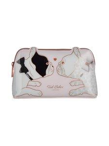 Ted Baker London Aria Cotton Dog Wash Bag -kosmetiikkalaukku 49 7b9516ff4f