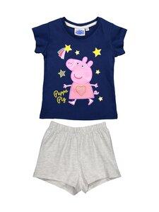 Peppa Pig - Pyjama - BLUE, LIGHT GREY MELANGE | Stockmann