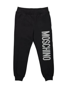 Moschino - Collegehousut - 60100 NERO BLACK | Stockmann