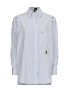 Tommy Hilfiger Collection - HCW ICON ITHICA SHIRT -pusero - 0A4 WONDER BLUE ITHICA | Stockmann