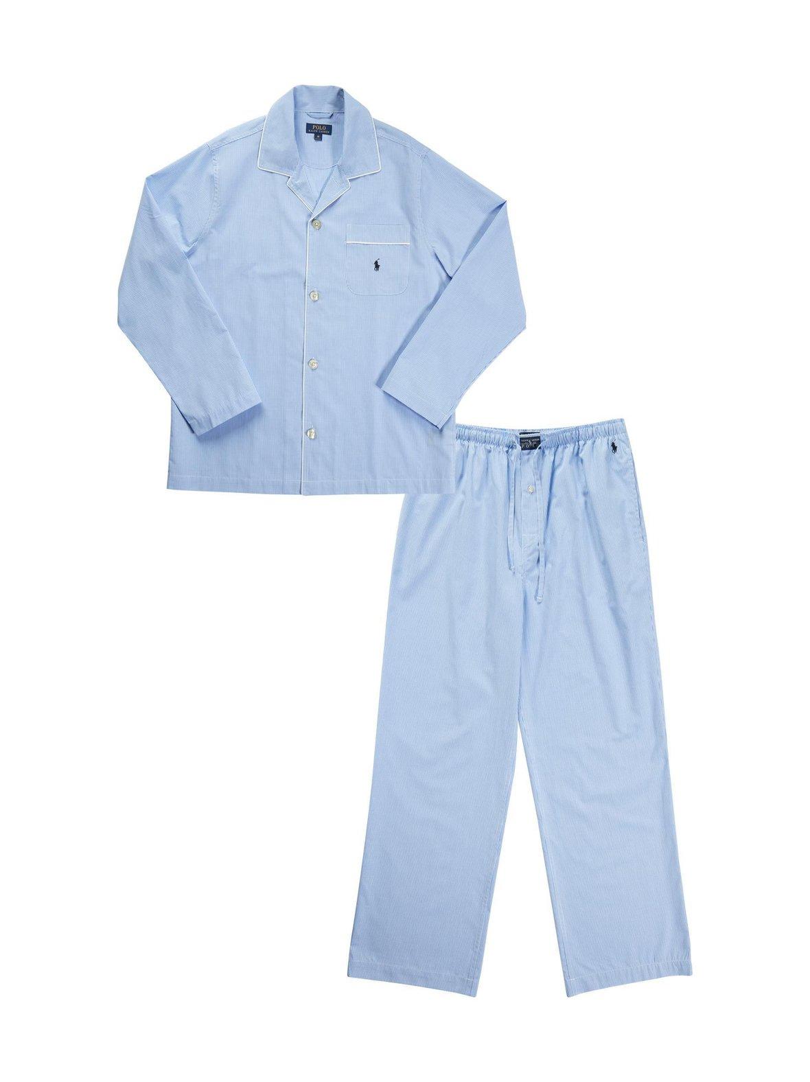 Sininen Polo Ralph Lauren Pyjama  5f2dd23e64