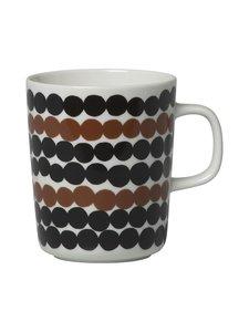 Marimekko - Siirtolapuutarha-muki 2,5 dl - 189 WHITE, BROWN, BLACK | Stockmann