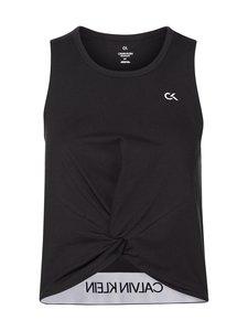 Calvin Klein Performance - Slim Gym Tank Top -treenitoppi - 007 CK BLACK   Stockmann