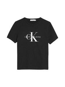 Calvin Klein Kids - Monogram Logo -paita - CK BLACK | Stockmann