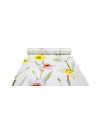 Easter lily tablecloth 47 x 160 cm - Pentik