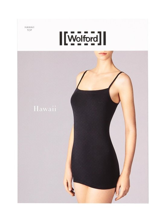 Wolford - Hawaii-toppi - BLACK (MUSTA) | Stockmann - photo 1