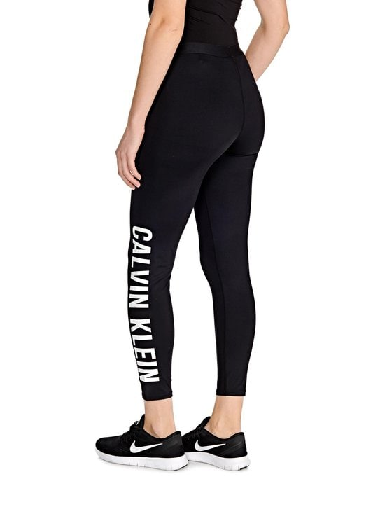 Calvin Klein Performance - 7/8 Tight Logo Leg -trikoot - CK BLACK | Stockmann - photo 2