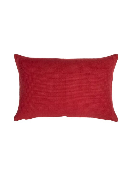 Pentik - Struktuuri-tyynynpäällinen - RED   Stockmann - photo 1
