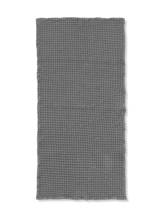Ferm Living - Organic Hand Towel -käsipyyhe 50 x 100 cm - GREY | Stockmann - photo 2