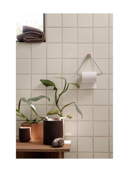 Ferm Living - Organic Hand Towel -käsipyyhe 50 x 100 cm - GREY | Stockmann - photo 3