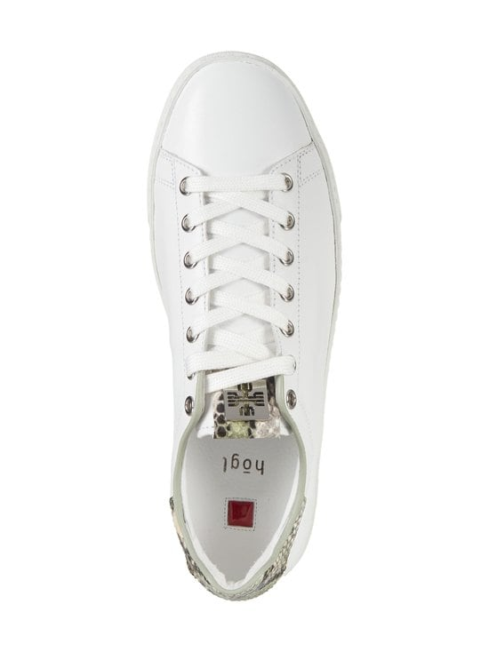 högl - Nahkasneakerit - 0251 WEISS | Stockmann - photo 2