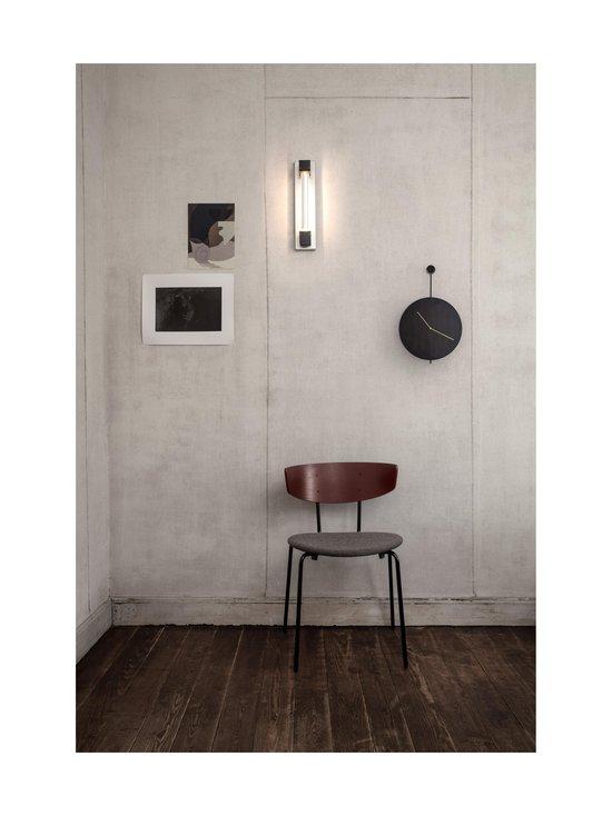 Ferm Living - Trace-seinäkello - BLACK/BRASS   Stockmann - photo 2