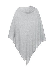 KN Collection - Ania-poncho - LIGHT GREY 37 | Stockmann