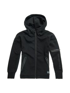 Superdry Sport - Training Gymtech Ziphood -hupparitakki - 02A BLACK | Stockmann