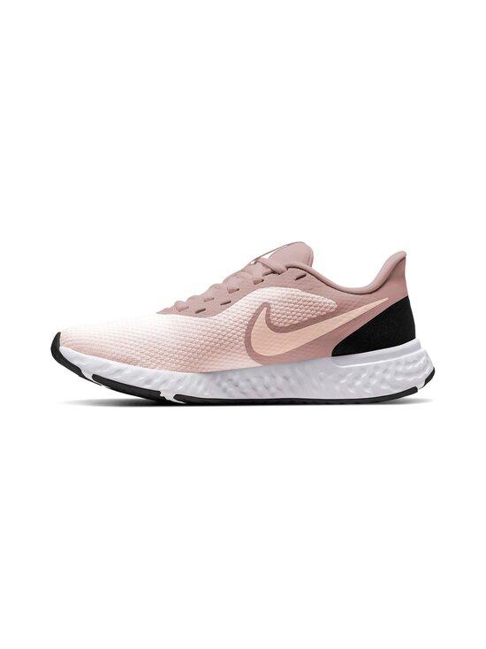 Nike - Revolution 5 -juoksukengät - 600 BARELY ROSE/STONE MAUVE/BLACK/METALLIC RED BRONZE   Stockmann - photo 2