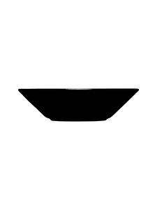 Iittala - Teema- syvä lautanen 21 cm - MUSTA   Stockmann