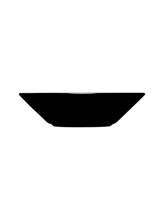 Iittala - Teema- syvä lautanen 21 cm - MUSTA | Stockmann - photo 1