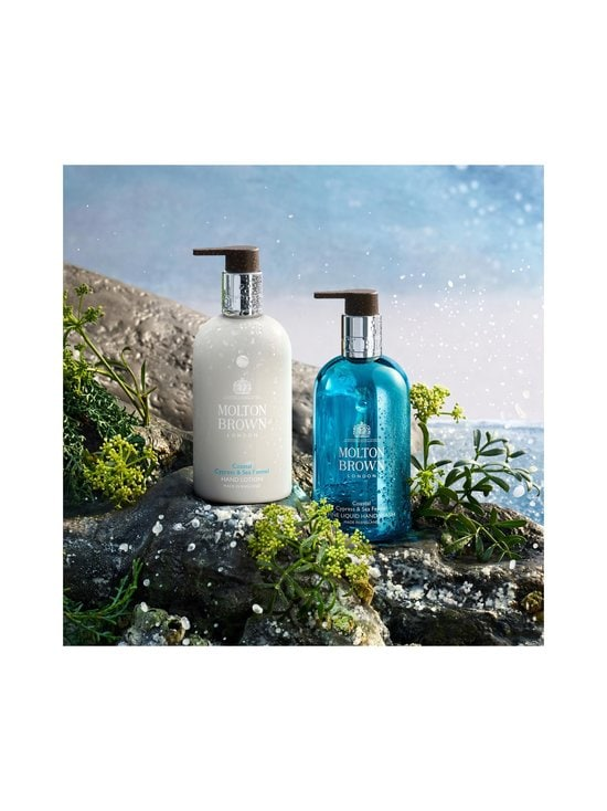 Molton Brown - Coastal Cypress Sea Fennel Hand Lotion -käsivoide 300 ml - NO COLOR | Stockmann - photo 6