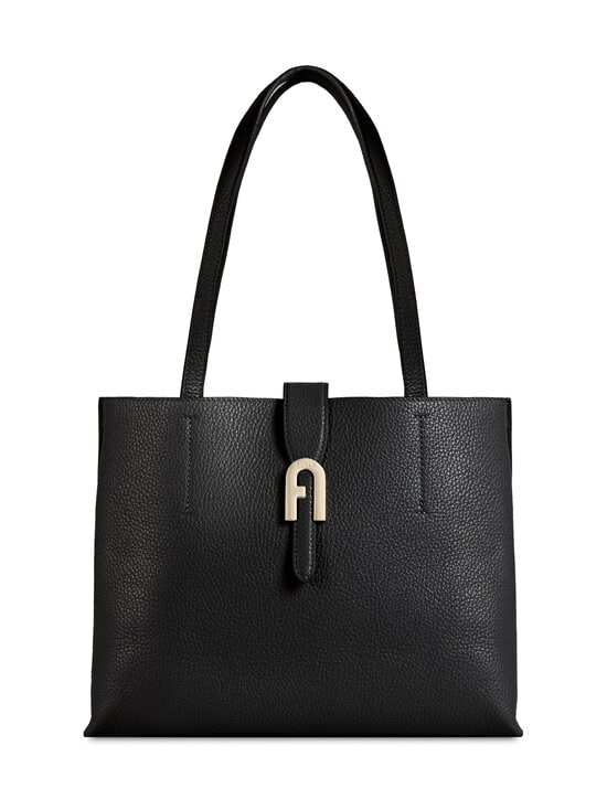 Furla - Sofia M Tote -nahkalaukku - NERO O6000 | Stockmann - photo 1