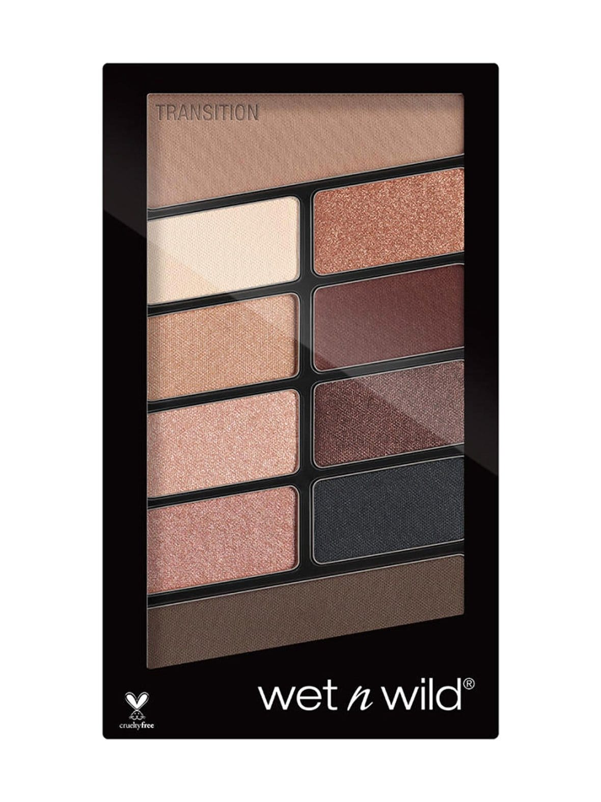 WET N WILD – Color Icon 10 Pan Palette -luomiväripaletti
