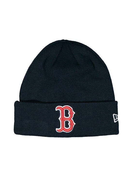 New Era - MLB Essential Cuff Knit Boston Red Sox -pipo - OTC | Stockmann - photo 1