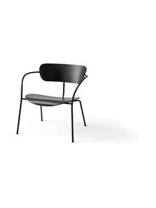&tradition - Pavilion Lounge AV5 -tuoli - BLACK   Stockmann