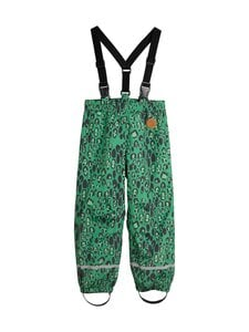 Mini Rodini - Edelweiss-ulkoiluhousut - 675 GREEN | Stockmann
