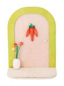 Aarikka - Pupula Pääsiäisovi -koriste 11,5 x 15,5 x 6 cm - PINK | Stockmann