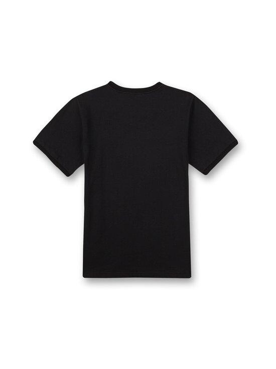 Sanetta - Athleisure Skate T-Shirt -paita - 10015 SUPER BLACK | Stockmann - photo 2