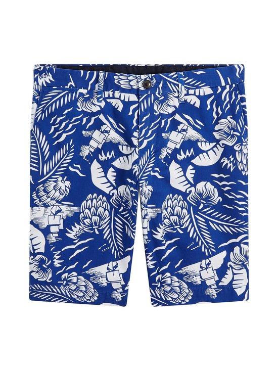 Tommy Hilfiger - Hawaiian Print -shortsit - C7D PHTHALO BLUE   Stockmann - photo 1
