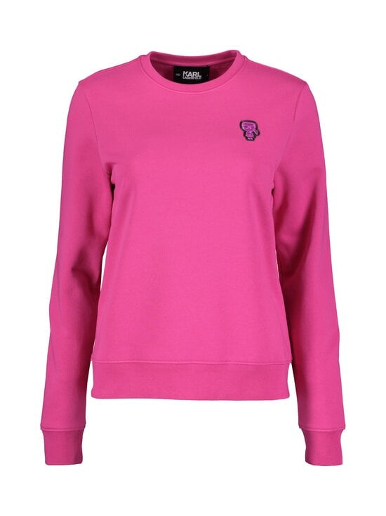 Karl Lagerfeld - Mini Ikonik Karl Sweatshirt -collegepaita - ROSE VIOLET | Stockmann - photo 1