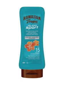 Hawaiian Tropic - Island Sport Lotion SPF 15 -aurinkovoide 180 ml - null | Stockmann