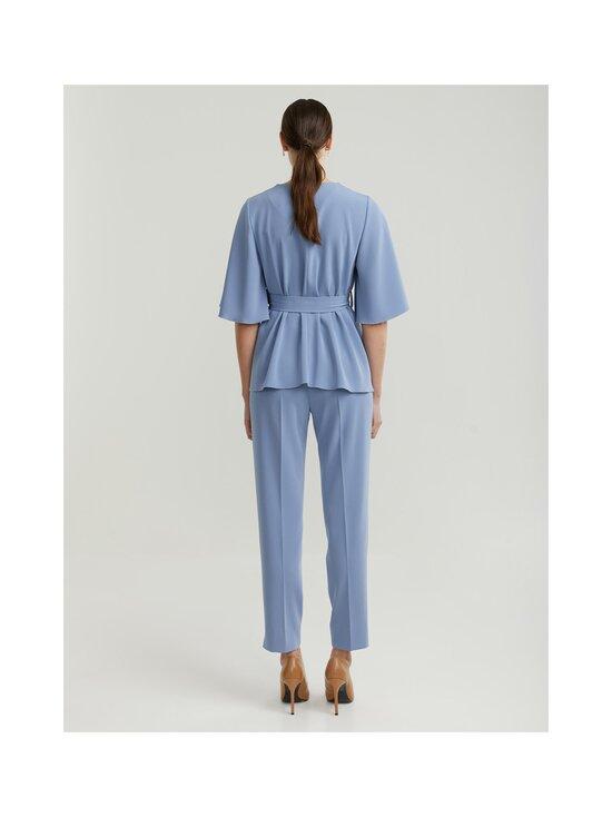 Andiata - Annette blouse -pusero - MIST BLUE | Stockmann - photo 4